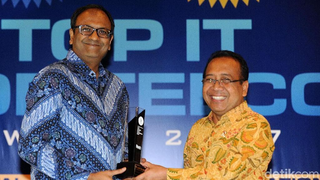 Tata Motors Raih Top IT Implementation