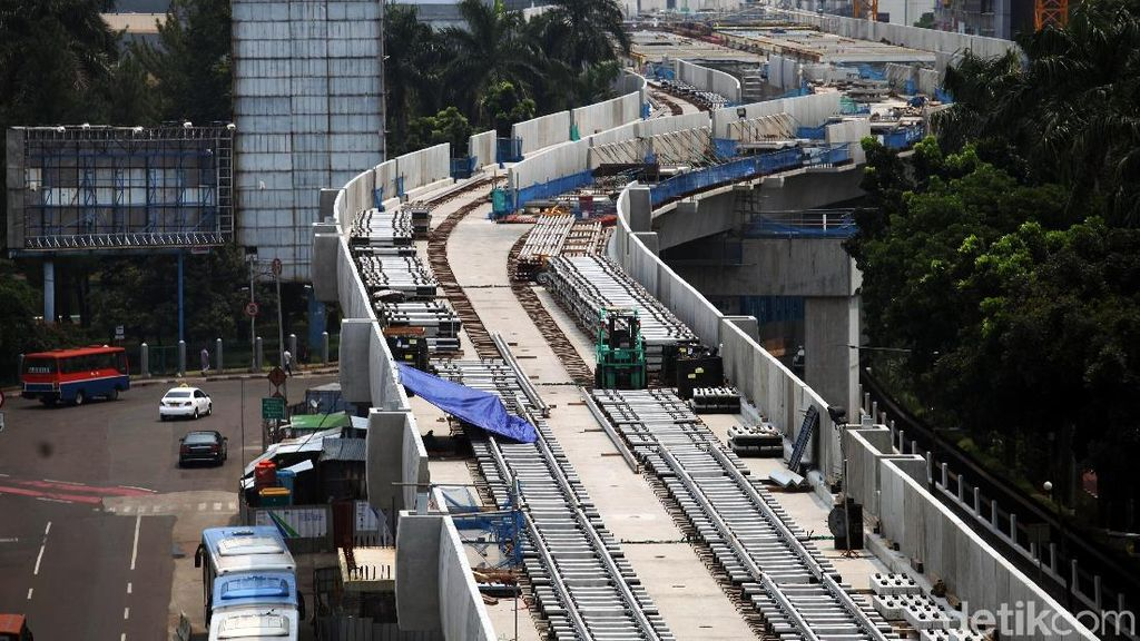 4 Tahun Dibangun, Jalur MRT Lebak Bulus-Bundaran HI Tersambung