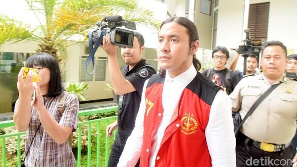 Rumahnya Jadi Tempat Pesta Ganja, Ello Dibantu Diego Maradona
