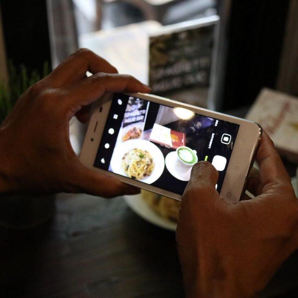 Tips Food Photography Pakai Kamera Ponsel