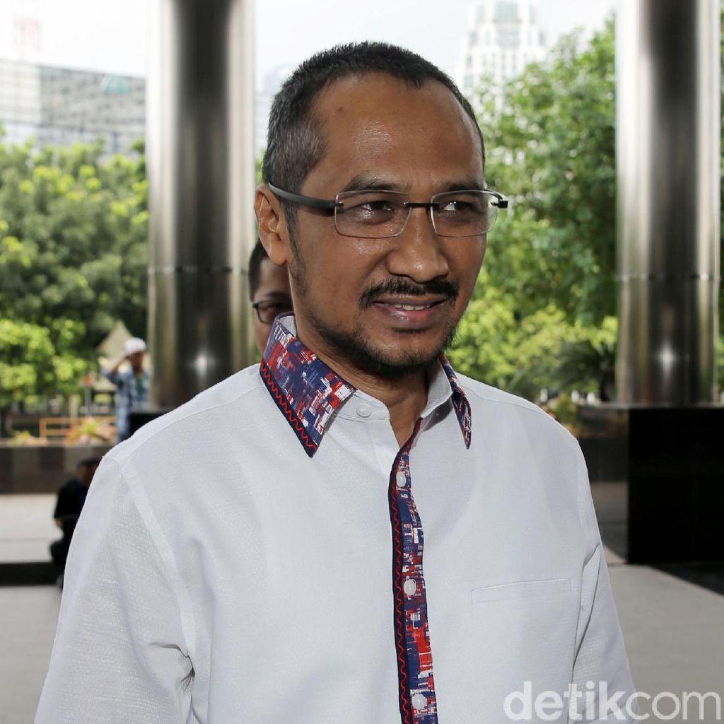 Abraham Samad Mengaku Dilirik Parpol untuk Posisi Cawapres