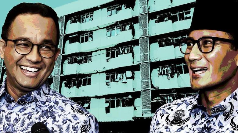 Anies: Rumah DP Rp 0 Bisa Dijangkau Warga Bergaji di Bawah Rp 7 Juta