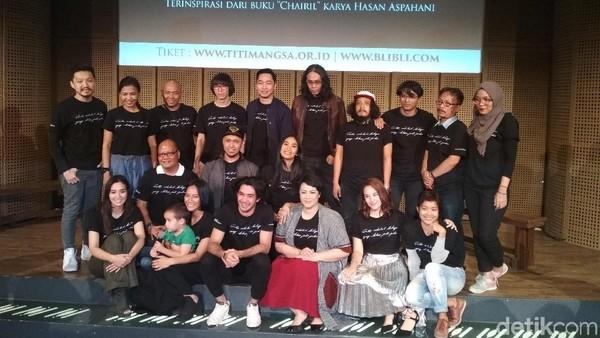 Perempuan Perempuan Chairil Angkat Simbol Kemerdekaan Lewat Chairil Anwar