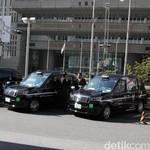 Mencoba Jadi Penumpang JPN Taxi, Black Cab-nya Jepang