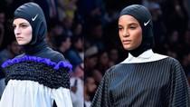 Ini Hijabers Pertama yang Beruntung Mencoba Jilbab dari Nike