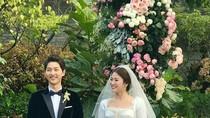 Kesan Zhang Ziyi Hadiri Pernikahan Song Joong Ki dan Song Hye Kyo