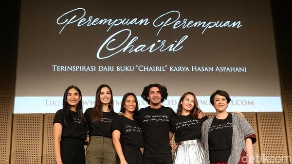 Reza Rahadian Ungkap Sulitnya Jadi Sosok Penyair Chairil Anwar