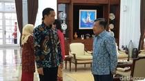 Jokowi Larang Menteri Debat, JK: Supaya Masyarakat Tak Bingung