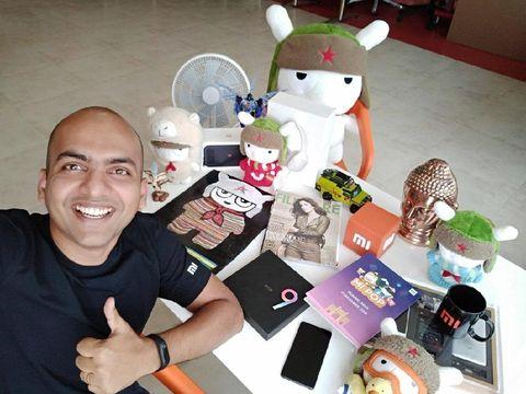 Xiaomi Ikutan Garap Ponsel Selfie