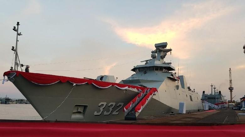 Gandeng Perusahaan Belanda, PAL Rampungkan Kapal Perang RI
