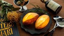 Unik dan Langka, Lampu Ini Terbuat dari Roti Sungguhan Lho!