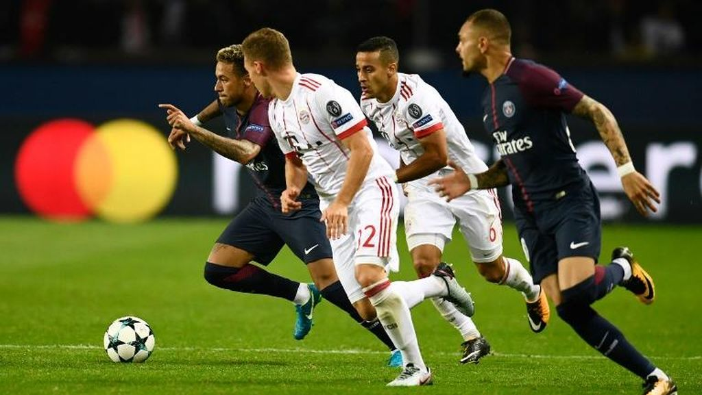PSG Sangat Tangguh, Bayern Realistis dengan Kans Menjuarai Grup B