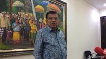 Novanto Minta Bantuan Jokowi, JK Sebut Hukum Tak Bisa Diintervensi