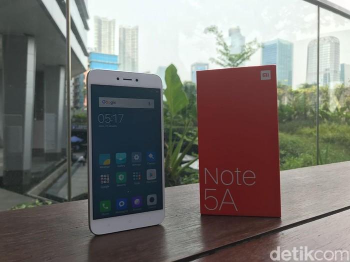 Ponsel Xiaomi. Foto: detikINET/Adi Fida Rahman