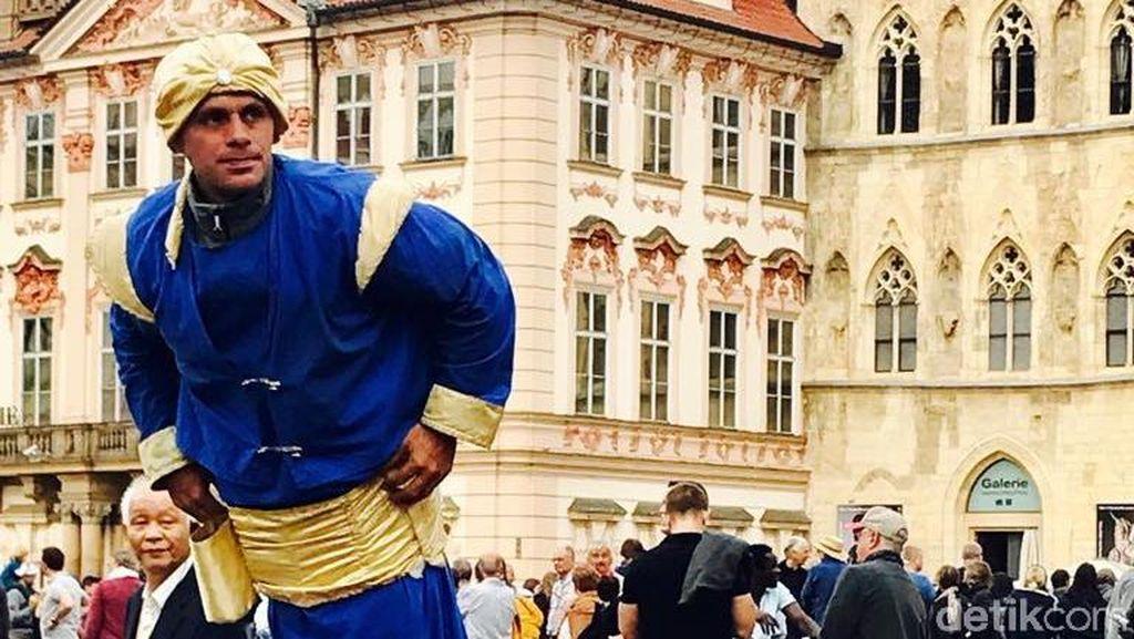 Foto: Bertemu Jin di Praha