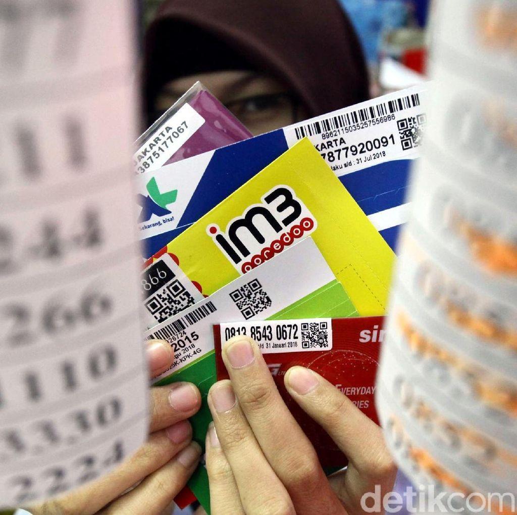 Nomor Siluman Registrasi SIM Card Sudah Bisa Dicek