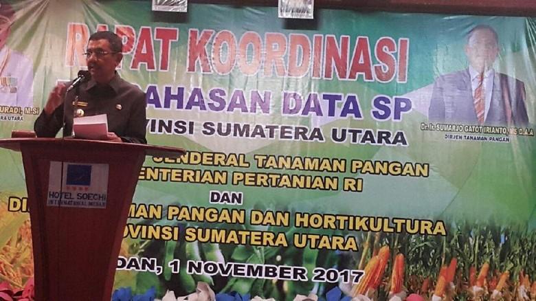 Sumut Dongkrak Produksi Pertanian dengan Teknologi Digital
