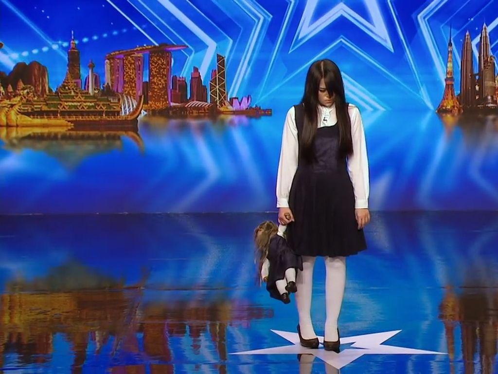 Top! The Sacred Riana Magician Asal Indonesia Menang Asias Got Talent 2017