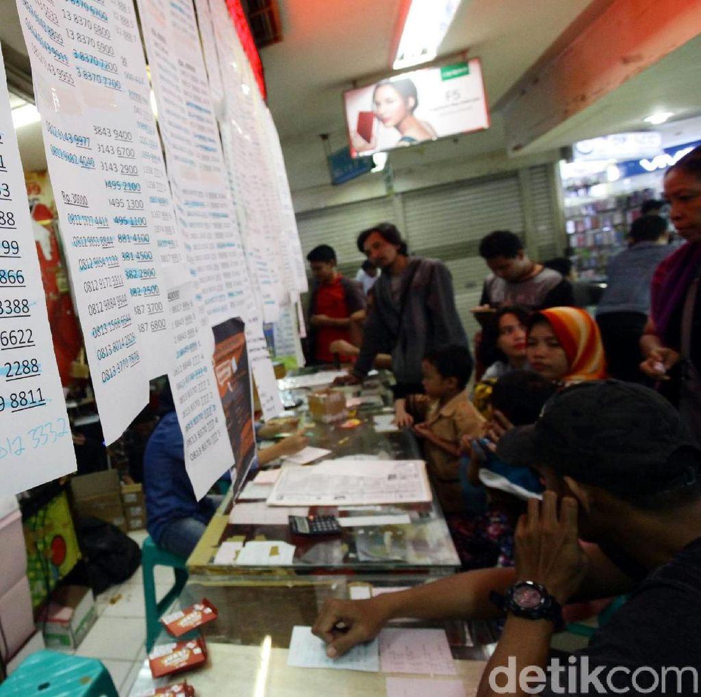 Selisih 45 Juta Data Registrasi SIM Card Dipertanyakan