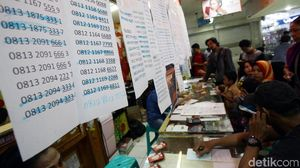 200 Juta SIM Card di Indonesia Sudah Registrasi Ulang