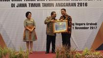 Hore.. Surabaya Kembali Raih Predikat WTP Terbaik se-Jatim