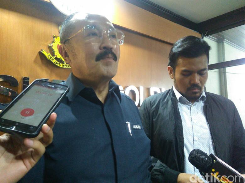 Ada Akun Medsos yang Dilaporkan - Jakarta Tidak hanya akun Instagram inisial DN saja yang dilaporkan Ketua DPR Setya Novanto ke Bareskrim tekait meme