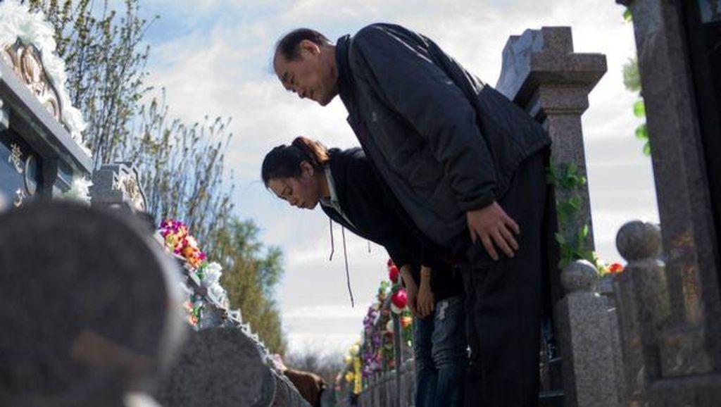 Festival Qingming, Perayaan Kematian Terbesar di China