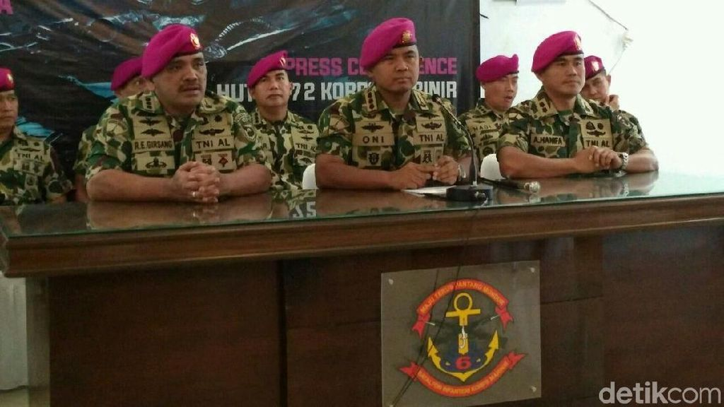 Alutsista dari Masa ke Masa akan Dipamerkan di HUT Ke-72 Marinir