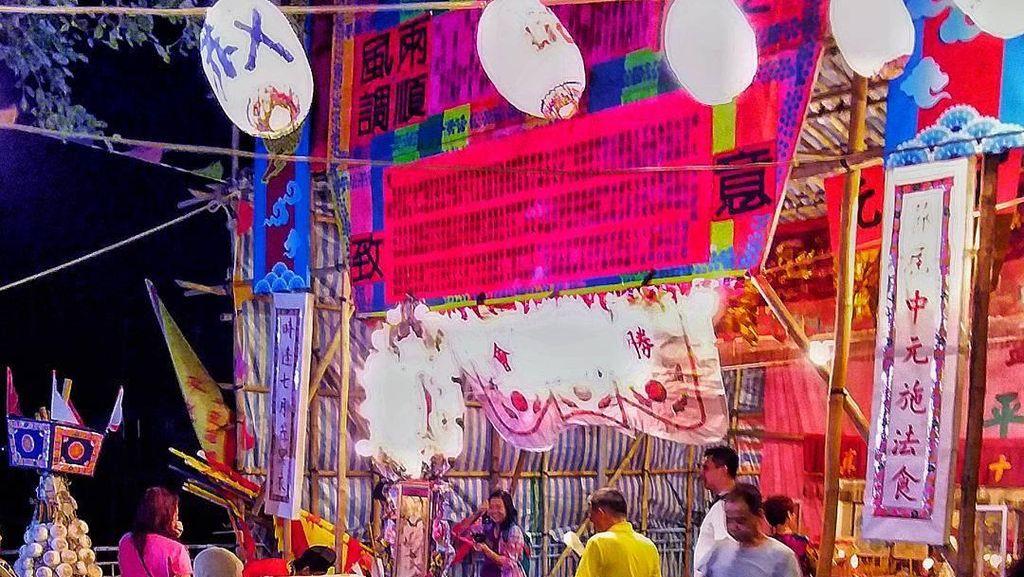 Festival Hantu di Hong Kong, Penasaran?