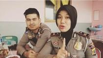 Viral, Kasat Lantas Cantik di Aceh Kirim Pesan Operasi Zebra via IG
