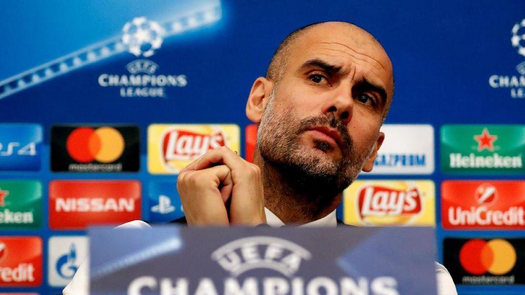 Guardiola: City Belum Pantas Menyandang Label Favorit di Liga Champions