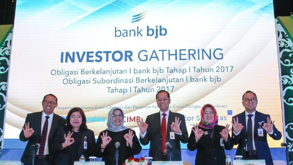 BJB Terbitkan Obligasi Rp 2,5 T