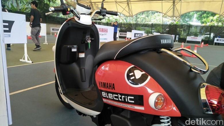 Bos Baru Yamaha Ingin Motor Listrik yang Lebih Banyak