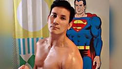 Jadikan badan yang SEHAT, maka BONUSnya adalah OTOT tulis Marcelino di akun Instagramnya. Intip transformasi tubuhnya yang kini makin fit.