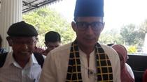 Beton MRT Jatuh, Sandiaga: Jangan Lalaikan Keselamatan Demi Target