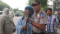 Ketika Emak-emak Curhat ke Kapolresta Banda Aceh karena Ditilang