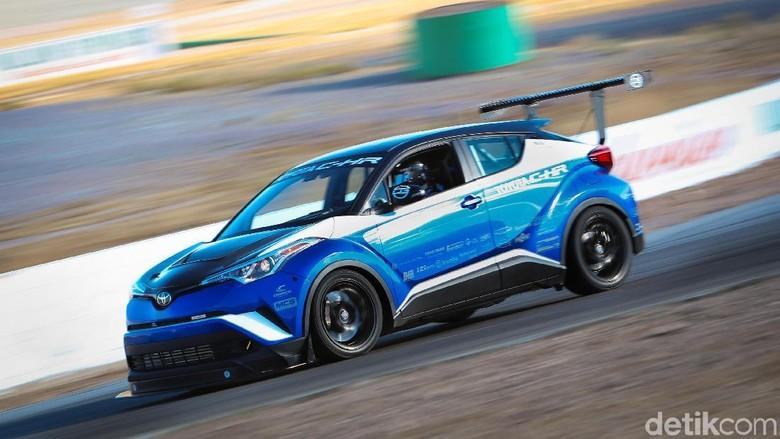 Toyota C-HR Terbuas, 600 Hp, Kalahkan GT-R, Porsche dan McLaren
