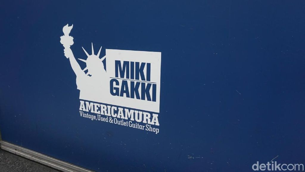 Jepang Rasa Amerika di Osaka
