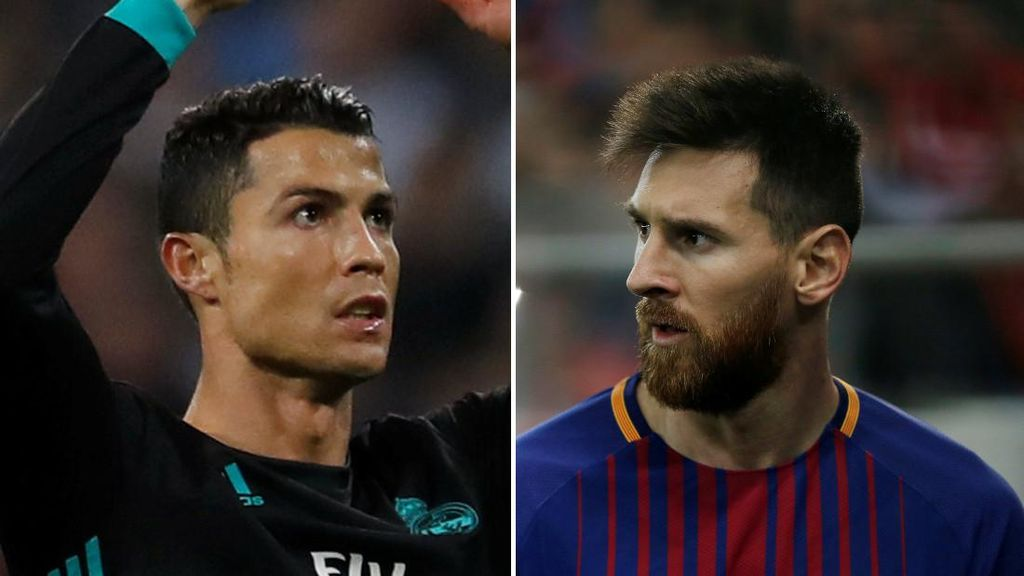 Alonso Puji Talenta Messi, tapi Lebih Suka Ronaldo