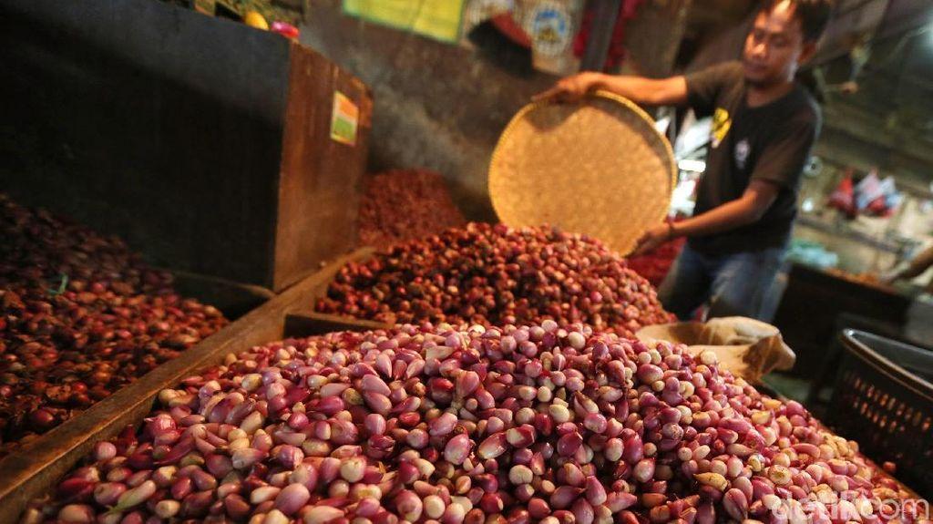 Pemerintah Siapkan Industri Serap Bawang Merah Petani
