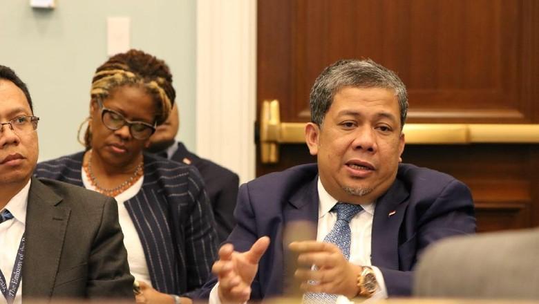 Soal Rekomendasi Dewan Pengawas, Fahri: Harus Revisi UU KPK