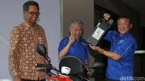 Pemerintah Siapkan Standar Komponen Motor Listrik