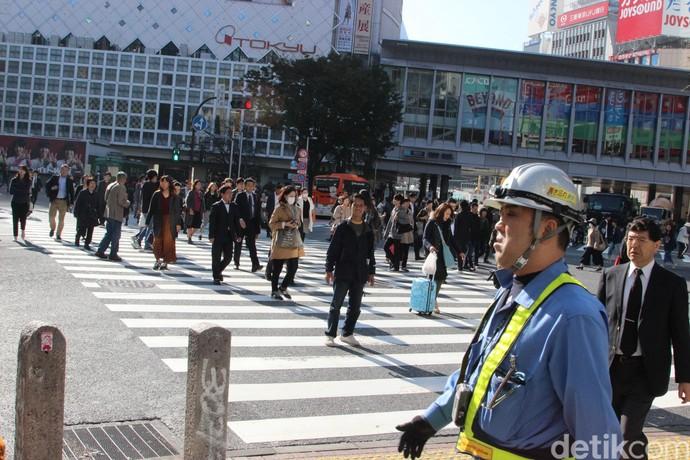 Jepang, Negara Ramah Bagi Pejalan Kaki