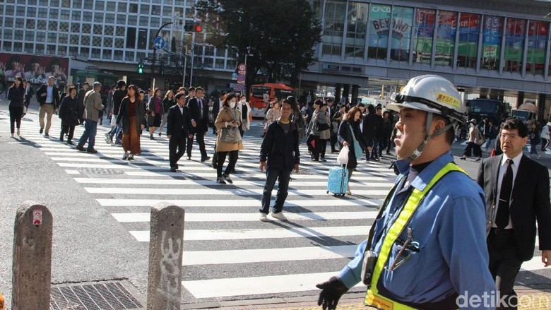 Di Jepang, Pejalan Kaki Berasa di Surga dan Jadi Raja