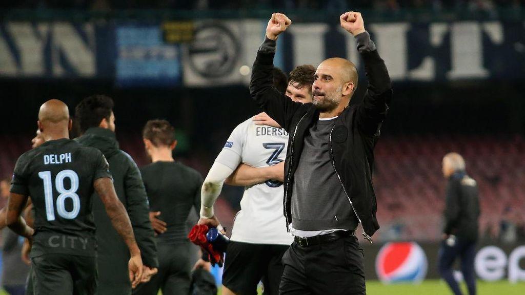 Guardiola Butuh Trofi Agar Bisa Lama di City