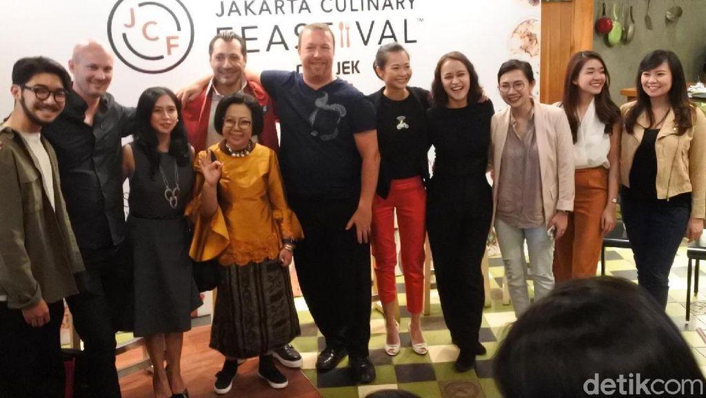 Vakum 5 Tahun, Ismaya Kembali Hadirkan Jakarta Culinary Feastival 2017