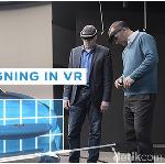 Mendesain Mobil Tak Lagi Pakai Tanah Liat, Sekarang Pakai VR