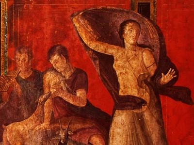 Tradisi Kuno Menenangkan Arwah ala Orang Italia
