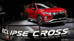 Mobil Gerhana Mitsubishi Cetak Rating Bagus dalam Uji Tabrak
