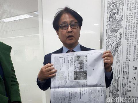 Berkunjung ke Koran Tertua di Korea, Berdiri Sejak Zaman Kolonial Jepang